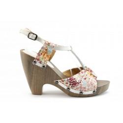 Дамски сандали на ток ФР 11312Б