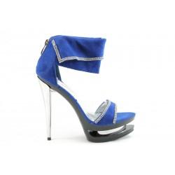 Дамски сандали на висок ток ФР 133С