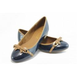 Дамски балеринки Marco Tozzi 22138 синя