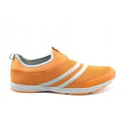 Мъжки летни маратонки Runners 0026 Оранж
