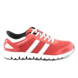Мъжки летни маратонки Runners 81483Червен