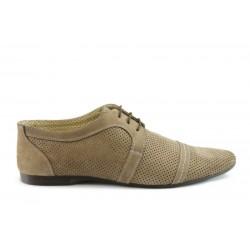 Мъжки обувки с перфорация ФЯ 56К