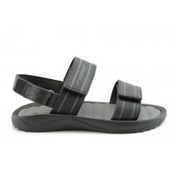 Мъжки гумени сандали Rider 80599Черен