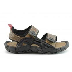 Мъжки гумени сандали  Rider 80730БЕЖ