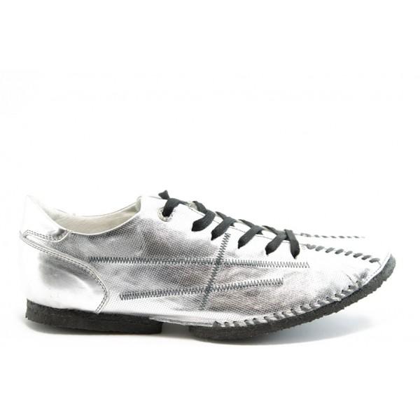 Мъжки спортни обувки с връзки МЙ 83254