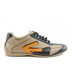 Мъжки спортни обувки от естествена кожа ДС 008