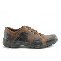 Мъжки обувки с връзка АК 1004