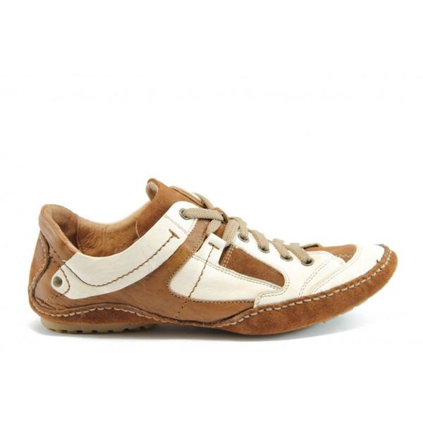 Мъжки обувки с връзки КП 6083