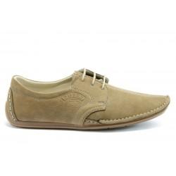 Мъжки ежедневни обувки ПИ 712КАФЕ