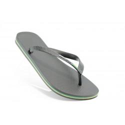 Мъжки гумени чехли Ipanema 80415Черно