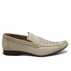 Мъжки обувки без връзки ЛД 23
