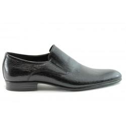 Официални мъжки обувки  БО4269ч.л.