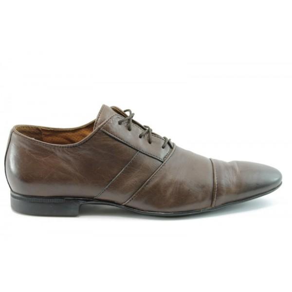 Елегантни мъжки обувки  ДИ 41024-03