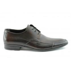 Елегантни мъжки обувки ФН 111КАФЯВ