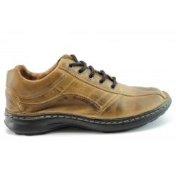 Мъжки обувки връзки КН043К