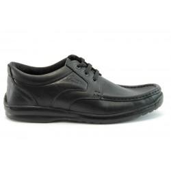 Мъжки обувки с връзки  ГЯ845Ч