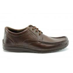 Мъжки обувки с връзки ГЯ845к