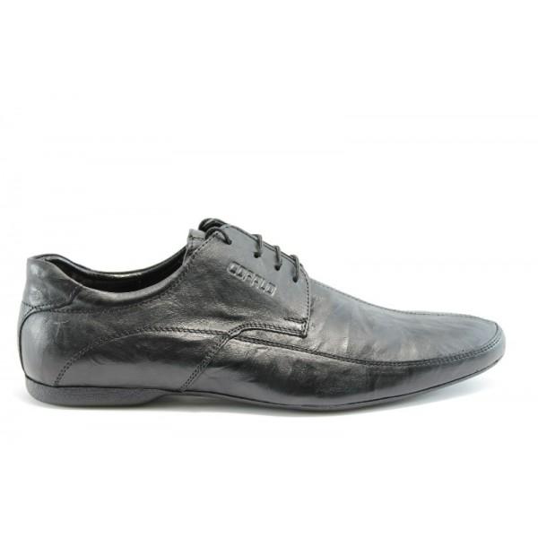 Спортно-елегантни мъжки обувки КО 7513Ч