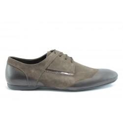 Спортно-елегантни мъжки обувки КО 3272К