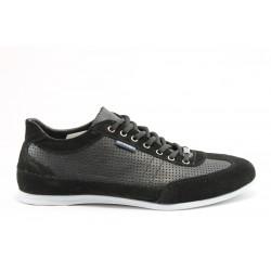 Спортни мъжки обувки ЛК1701Ч