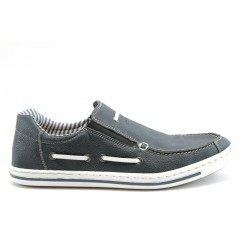 Мъжки спортни обувки Rieker 19061Син