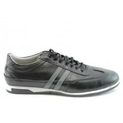 Мъжки спортни обувки от естествена кожа МИ 03ч