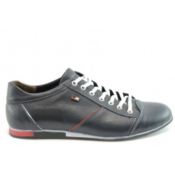 Мъжки спортни обувки МИ 71 синьо
