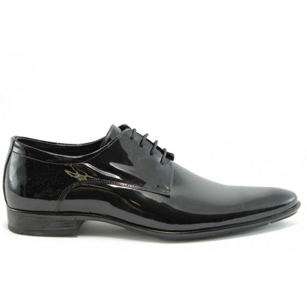 Официални мъжки обувки БО 6112