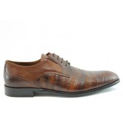 Елегантни мъжки обувки АК 6344к