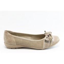 Дамски равни обувки Jana 22164 бежов