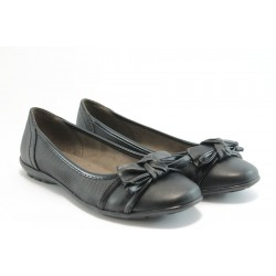 Дамски равни обувки Jana 22164 черно