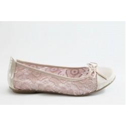 Равни дамски обувки Jana 22161 роз