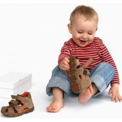 Ортопедични обувки за деца
