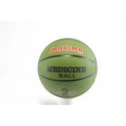 Медицинскa топкa зелена Maxima Medicine ball 2кг.