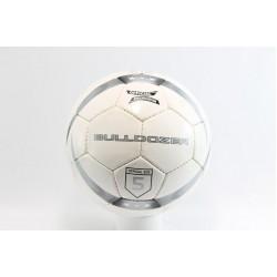 Футболна топка бяло - сива Bulldozer 08-01