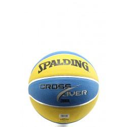 Баскетболна топка Spalding Cross Over NBA цветна